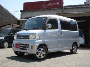 三菱 タウンボックス LX 4WD アルミホイール