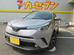 トヨタ C-HR S モデリスタAW サイドガーニッシュ ナビ ETC バックカメラ