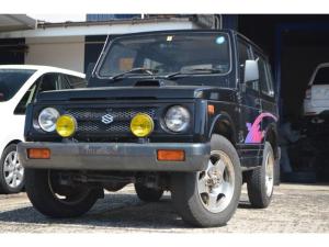 スズキ ジムニー ワイルドウインドリミテッド MT 4WD エアコン パワステ