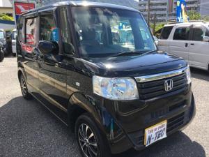 ホンダ N-BOX G・Lパッケージ ナビ TV バックカメラスマートキーETC