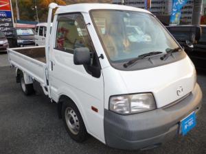 マツダ ボンゴトラック ワイドローDX ディーゼル 5速 DPF触媒付 首都圏OK 3方開 850キロ積載 同色全塗装済