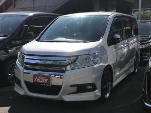 ホンダ ステップワゴンスパーダ S 福祉車両 助手席電動リフトアップシート 両側電動 ナビ