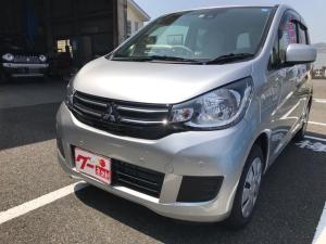 三菱 eKワゴン M e-アシスト プラスエディション 軽自動車