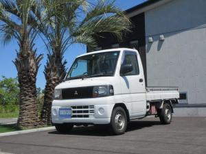 三菱 ミニキャブトラック エアコン パワステ 4WD 5MT