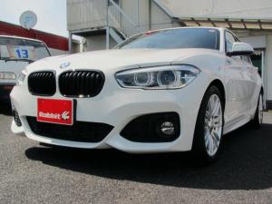 BMW 1シリーズ 118i Mスポーツ スタディサブコン パワーブレース