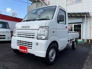 スズキ キャリイトラック KC ユーザー買取 4WD
