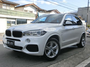 BMW X5 xDrive 35i Mスポーツ サンルーフ