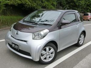 トヨタ iQ 100X 2シーター 3年保証付き