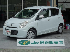 マツダ キャロルエコ ECO-X エコアイドル スマートキー ETC 禁煙車 1年保証