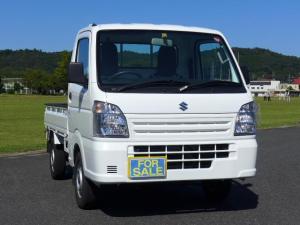 スズキ キャリイトラック KCエアコン・パワステ MT 4WD