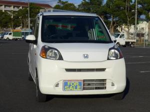 ホンダ ライフ G 助手席リフトアップシート車 バックカメラ