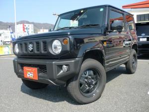 スズキ ジムニー XL セーフティサポート装着車 当店指定カーナビ ETC