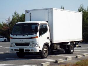 トヨタ トヨエース ロングジャストロー 冷蔵冷凍車 パワーゲート