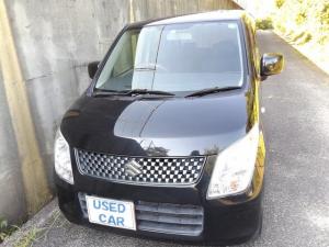 スズキ ワゴンR FX 4WD ナビ・TV