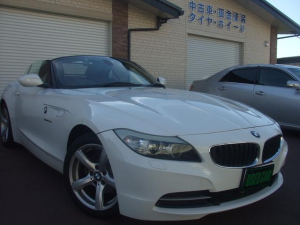 iBMW BMW Z4 sDrive23i HDDナビ TV 電動オープン ETC