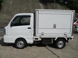 スズキ キャリイトラック 冷凍販売車 4WD