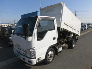 いすゞ エルフトラック 深ダンプ 新免許対応 車両総重量4975kg3ペダル