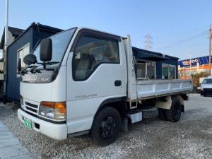 いすゞ エルフトラック ダンプ 2トン