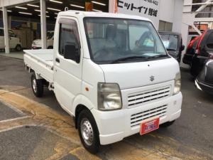マツダ スクラムトラック KU エアコン 4年9月 54500K 5速