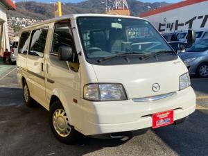 マツダ ボンゴバン GL ETC ゴリラナビ TV 34357k ガソリン車 オートマ キーレス 1150キロ積み