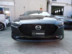 マツダ MAZDA3ファストバック XDバーガンディ セレクション  LED禁煙車 全周囲カメラ