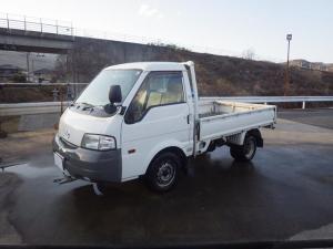 マツダ ボンゴトラック  4WD低床1t平ボデー