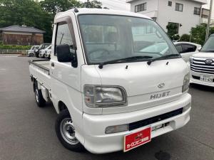 ダイハツ ハイゼットトラック スペシャル エアコン付き・4WD