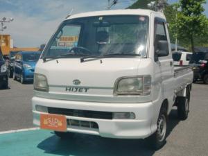 ダイハツ ハイゼットトラック スペシャル 4WD AC MT 修復歴無