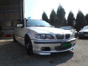 BMW 3シリーズ 325iツーリング Mスポーツパッケージ キーレス ETC付