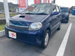スズキ Kei アップ トゥー ユー CD 4WD ターボ タイミングベルト交換済