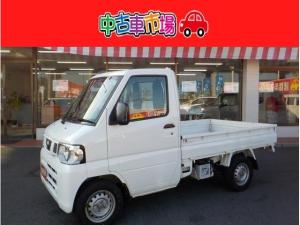 日産 NT100クリッパートラック SD タイヤ4本新品交換 AT車 エアコン パワステ ラジオ