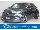 トヨタ/C-HR G 純正9型ナビ 本革シート シーケンシャル メーカー保証付