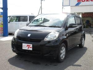 トヨタ パッソ X イロドリ ETC CD ウィンカーミラー コラム4AT
