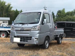 ダイハツ ハイゼットトラック ジャンボSAIIIt 4WD 届出済未使用車 AT 衝突被害軽減ブレーキ AC PW PS