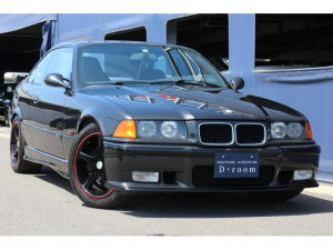 BMW M3 M3クーペ 正規ディーラー車 実走行68000km オプションM3専用レザーシート オリジナルインテリア 5速MT 保証書 取扱説明書 整備点検記録簿14枚有り