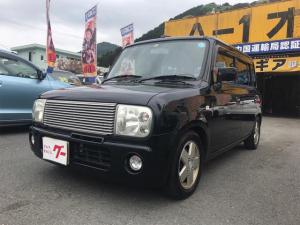 マツダ スピアーノ ターボ 軽自動車 ブルーイッシュブラックパール3 AT