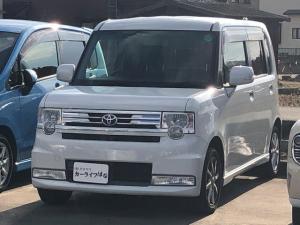 トヨタ ピクシススペース  ナビ/フルセグ/DVD/Bluetooth ETC スマートキー オートエアコン ベンチシート