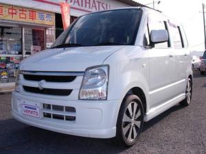スズキ ワゴンR 660 FX-Sリミテッド HDDナビ 軽自動車 ETC