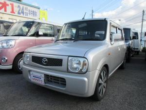 マツダ スピアーノ 660 XF 軽自動車 シルキーシルバーメタリック AT