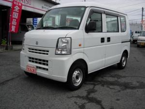 スズキ エブリイ PA 軽自動車 スペリアホワイト  MT AC