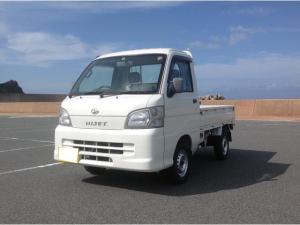 ダイハツ ハイゼットトラック エアコン・パワステ スペシャル 4WD 車検令和2年7月