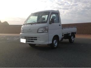 ダイハツ ハイゼットトラック エアコン・パワステ スペシャル 4WD 5速 令和3年3月