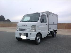 スズキ キャリイトラック 移動販売車 冷凍冷蔵 エアコン パワステ 2WD 5MT