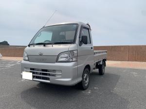 ダイハツ ハイゼットトラック スペシャル 4WD 5速マニュアル エアコン パワステ
