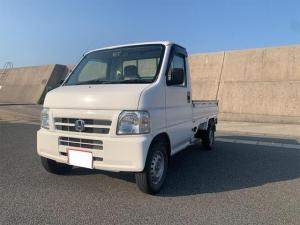 ホンダ アクティトラック  エアコン パワステ 5速マニュアル 4WD
