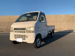スズキ キャリイトラック  エアコン パワステ 4WD 5速マニュアル