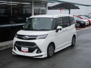 トヨタ タンク カスタムG S モデリスタ クルコン 両側電動スライド