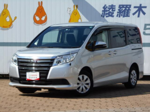 トヨタ ノア X ワンセグナビ バックカメラ 両側電動スライドドア アイドリングストップ ドライブレコーダー HIDライト キーレス