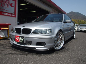 BMW 3シリーズ 320i MスポーツPG 左H HYPER FORGED