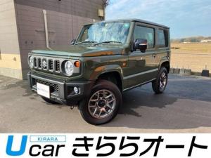 スズキ ジムニー XC スマートキー/プッシュスタート/LEDヘッドライト/シートヒーター/5MT/4WD/セーフティサポート